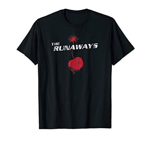 - Vintage Runaways Cherry Bomb Tshirt