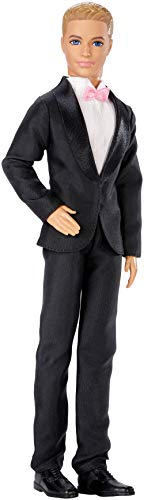Barbie Fairytale Groom Doll (Dolls Boy Barbie Disney)
