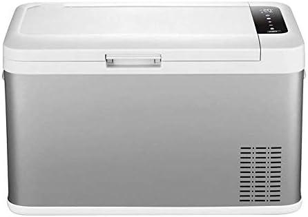 25リットルカー冷蔵庫ホログラフィックスクリーンコントロール触手明るい夜コントロールは旅行やキャンプのために便利です