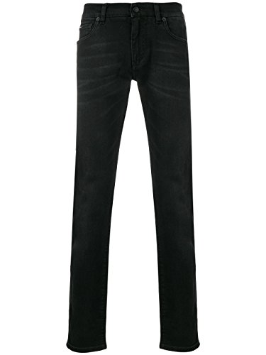 Dolce e Gabbana Men's Gy07ldg8y22s9001 Black Cotton - Jeans Men Dolce Gabbana And For