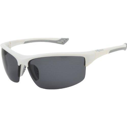 High Performance Sports - Cross Training Sunglasses with Polarized Lens - White Men L For Sunglasses