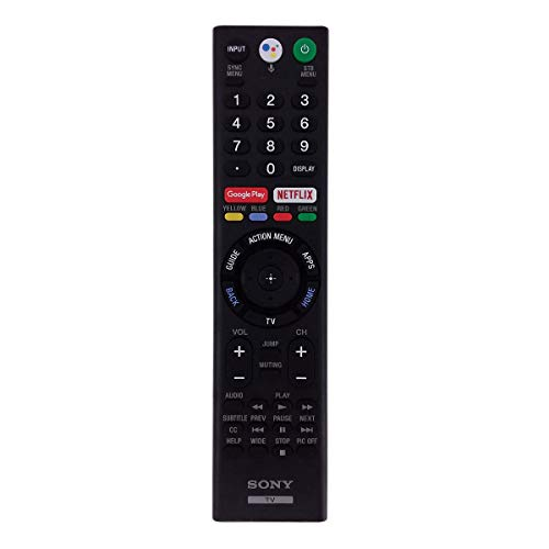Price comparison product image Replacement TV Remote Control Controller for Sony XBR49X900F 49-Inch, XBR55X900F 55-Inch 4K Ultra HD Smart LED TV