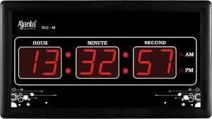 Ajanta Digital LED Wall Clock (OLC-40)