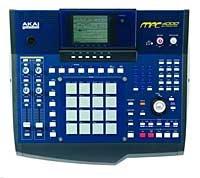 AKAI Music Production Center MPC4000BL B000JMHZRA