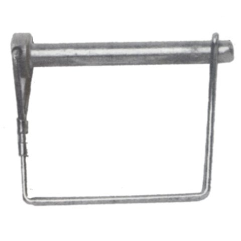Lowest Prices! Buyers 66070 Wire Lock Pin 1/4 X 3-3/4 Square (1)