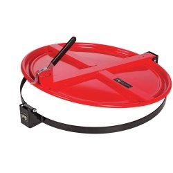 Pig Latching Drum Lid For 55 Gallon Red Npgdrm659 Rd Amazon