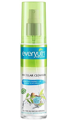 Everyuth Naturals Micellar Cleanser, 100 ml