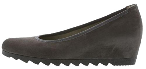 Shoes Gabor Femme Escarpins Gabor Gris Basic gZ5wWFqd