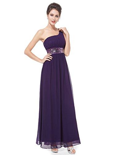 Ever-Pretty HE09770PP14 - Vestido para mujer Morado