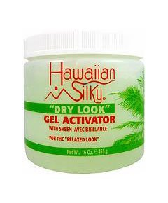 Hawaiian Silky Dry Look Gel Activator 8 oz. (Silky Gel)