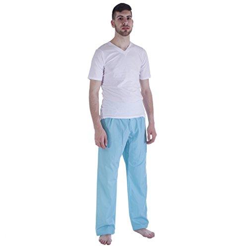 Mens Pajama Set Woven Pant product image
