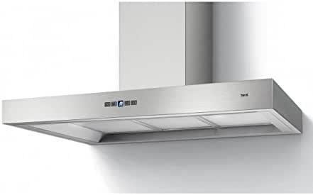 Best – Campana extractora Grupo integrado Arno blanco 60 de cristal y barnizado de 60 cm: Amazon.es: Hogar