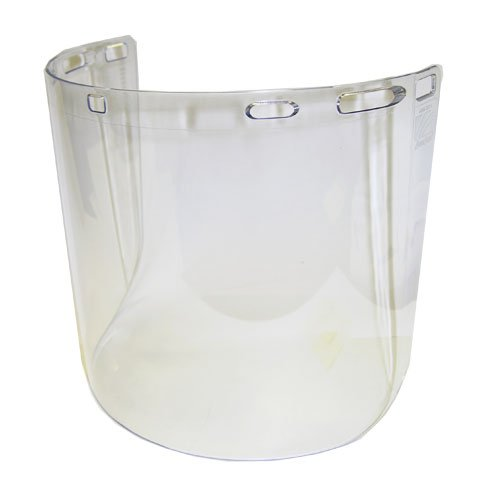 ArcOne 168CL-PC Visor, Clear (10-Pack)