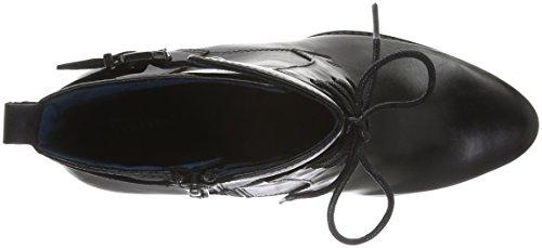 Femme EU Bottes 25100 37 Classiques Tamaris Noir OA6qwg