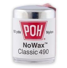 Poh Dental Floss Unwaxed 100 Yd (12x100yd)