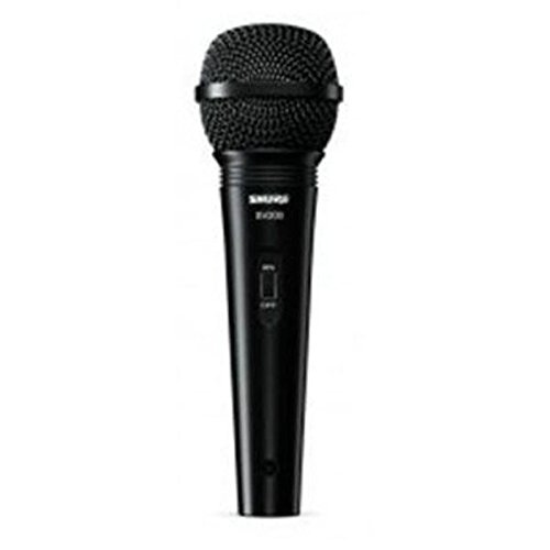 Shure SV200-Q Vocal Microphone, Black product image