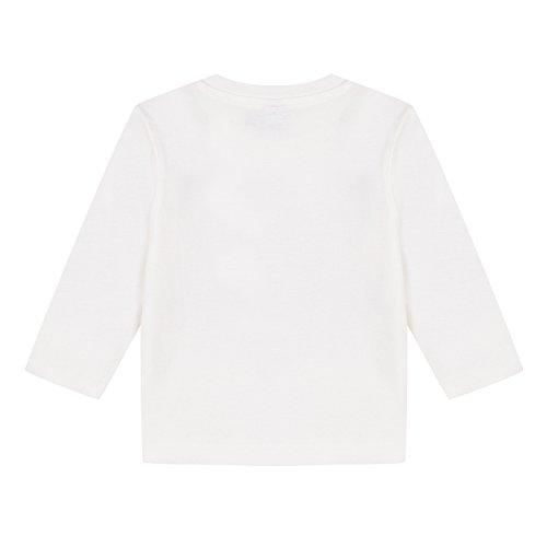 blanca Baby 3 19 blanco Boy azul camiseta de manzanas roto qnwwFfxA