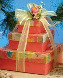 Spring Gift Tower (Gift Basket Village Spring Gift Towers by Gift Basket Village)