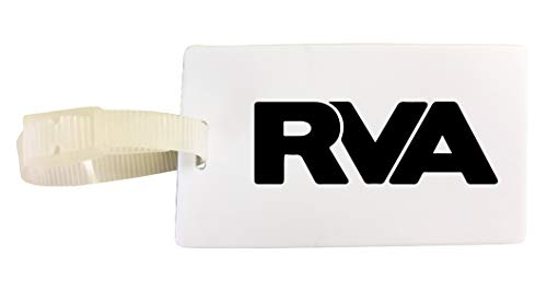 Richmond Virginia RVA Trendy Souvenir Travel Luggage Tag 2-Pack (Imports Va Richmond Richmond)