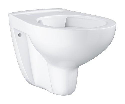 Grohe bau Ceramic Sink | Bathroom Ceramic–| Washdown Toilet Rimless |39427000 by GROHE