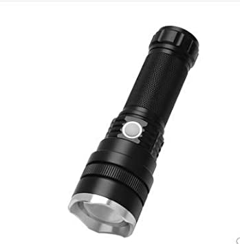 LED Flashlight Torch Small Bright Beam FAGORY LED Torch Powerful Ultra Bright