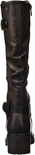 REFRESH Bota SRA C, Zapatos de Tacón para Mujer, Marron, 37 EU