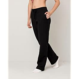 Gildan 18400FL – Heavy Blend Ladies' Missy Fit Open Bottom Sweatpants