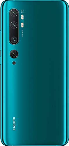 "Xiaomi Mi Note 10 Smartphone, 6 GB RAM + 128 GB ROM, Schermo 3D Curved Amoled 6.47"" FHD+, Penta Camera 108 MP, 5260 mAh, Midnight Black 4 spesavip"