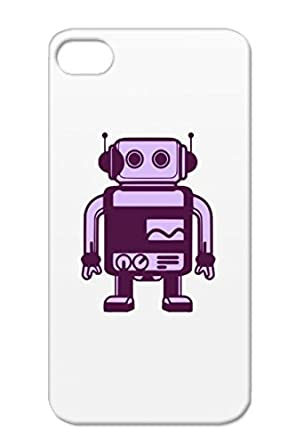 Tpu Robotics Cartoon Geek Nerd Pink Geek Cute Nerd Dork Cute Mini