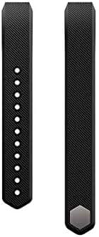 Fitbit Alta Classic Accessory Band, Black, Small