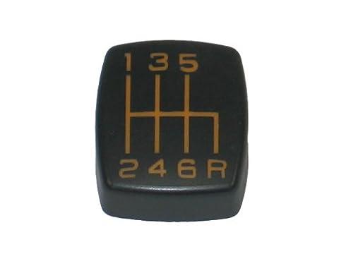 1990-1993 Corvette Shifter Knob Button 6 Speed Pattern (Corvette Shifter)