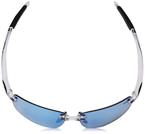 Frame Revo Rectangular Unisex Re Descend Crystal N Protection Sunglasses Polarized Uv 4059 FnPFqrw6