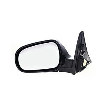 MotoFlair Power Non-Heated Car Mirror Driver Side U-256-4DL