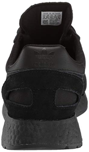 adidas Originals Men's I-5923 Shoe, Black/Black/Black, 9 M US