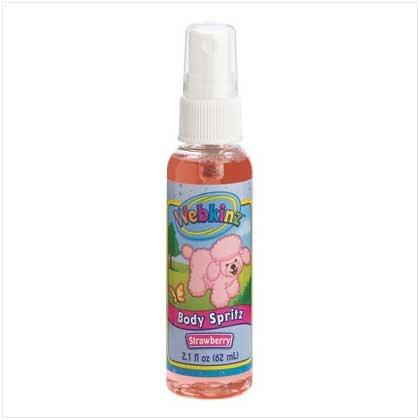 Webkinz Body Spritz - Strawberry