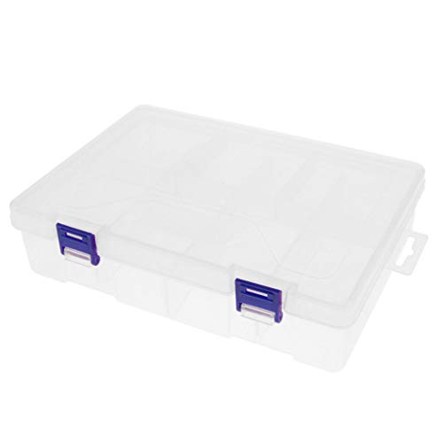 MOPOLIS 8 Grids Small Things Storage Box Case Container Organizer Desk Jewellery Box (Color - ()