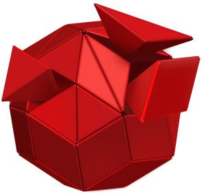 Creative Whack Company Roger von Oech's Big Ball of Whacks, Red by Creative Whack (Image #2)