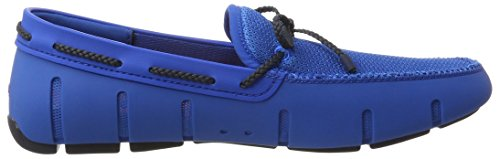 Navy Loafer Lace Braided Swims Blitz Blue 1ZqYXzAn