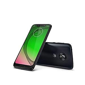 Motorola G7 Play 32GB GSM Unlocked Nano-SIM Phone w/ 13MP Camera – Deep Indigo