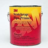 3M Scotchrap Pipe Primer SCOTCHRAP, 1 Gallon (Pack of 4)