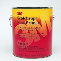 3M Scotchrap Pipe Primer SCOTCHRAP, 1 Gallon (Pack of 4)