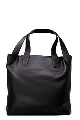 Bq002 Borsa Cellini Gio Queen Donna Nero Shopper qXUqxdwn5r