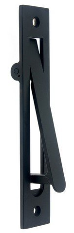 idh by St. Simons 14010-019 Professional Grade Quality Genuine Solid Brass Edge Pull, 6-1/4-Inch, Matte Black from IDH by St. Simons