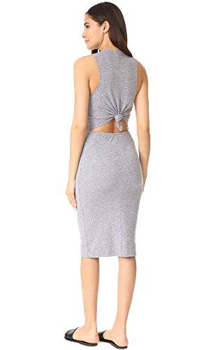 knot back dress - 6