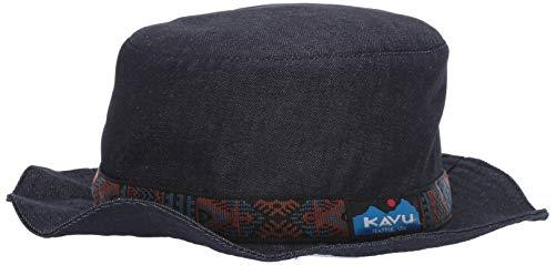 KAVU Unisex Strap Bucket Hat, Denim, ()