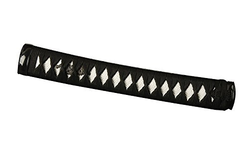 Shijian Swords Tsuka White Imitative Ray Skin Samegawa For Japanese Samurai (Tsuka Handle)