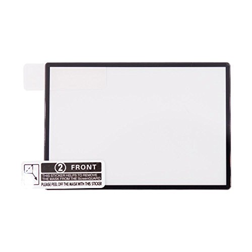 UKHP 0.3mm Temper Glass Screen Protector for Main Screen of 7DII, 80D, 760D,800D