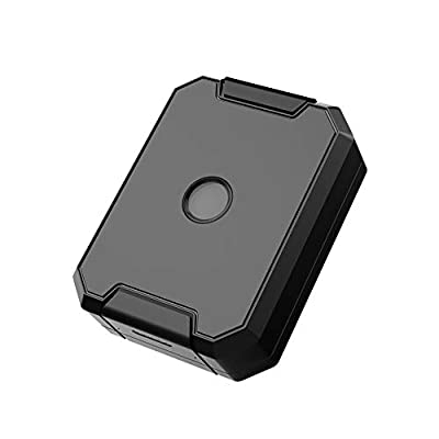 ShieldGPS Portable GPS Tracker with Live Audio & Magnetic Attachment: GPS & Navigation