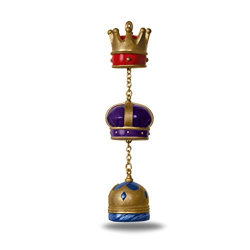 (Hallmark Keepsake Christmas Ornament 2018 Year Dated, The Three Kings Gifts, Metal)