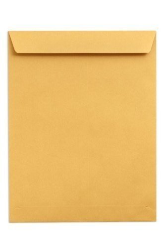 Catalog Brown Kraft Envelopes,Size 10 x 15 On 28-lb, 25 Per Pack Superfine Printing Inc